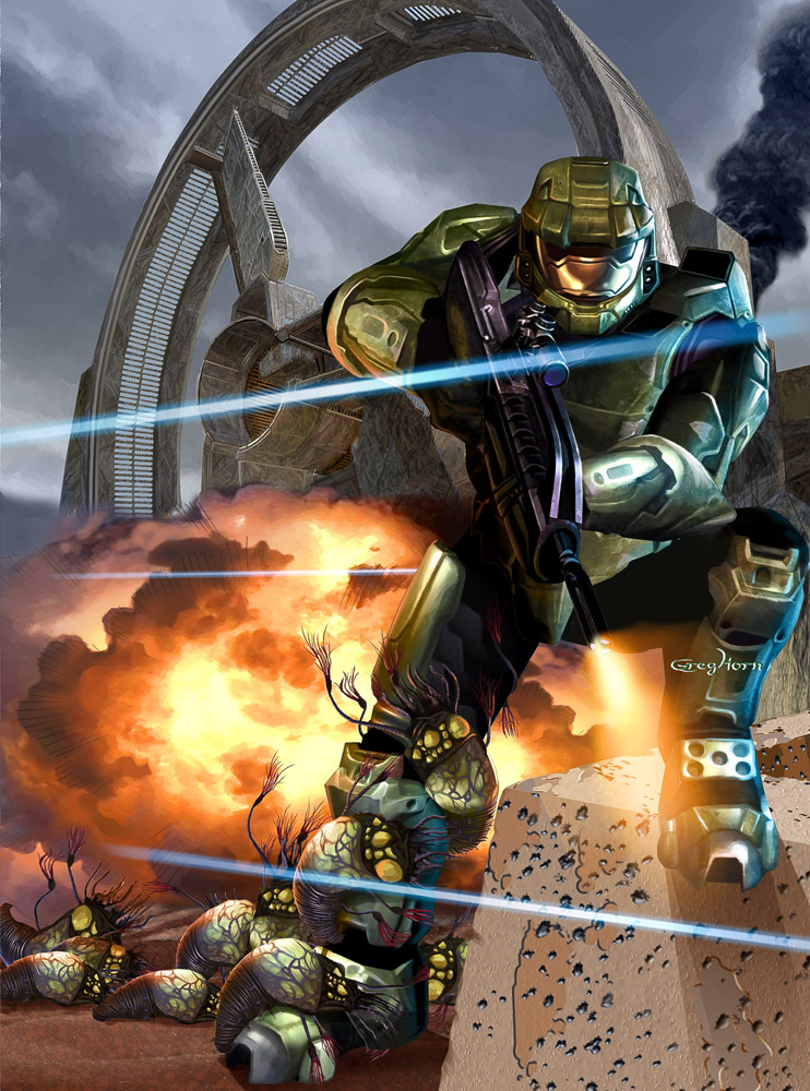 Halo_2_Flood_attack