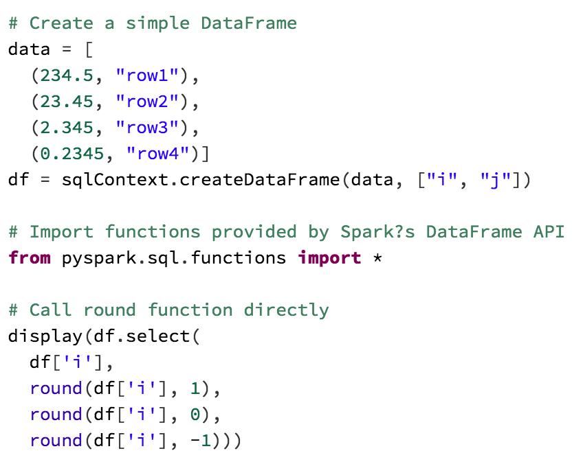 DataFrame-API